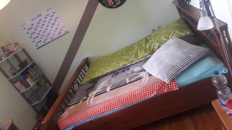 m biliertes 18qm zimmer in netter 3er wg in hochschuln he zimmer m bliert aalen. Black Bedroom Furniture Sets. Home Design Ideas