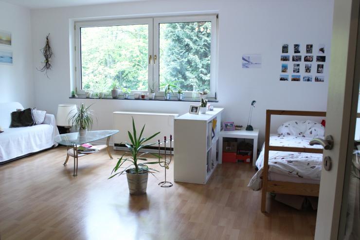 gem tliche ruhige 1 zimmer wohnung stadtnah m bliert 1 zimmer wohnung in essen bergeborbeck. Black Bedroom Furniture Sets. Home Design Ideas