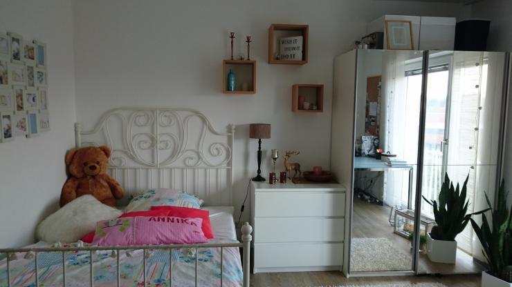 sch nes helles appartement ab dem 24 juli zur zwischenmiete 1 zimmer wohnung in m nster. Black Bedroom Furniture Sets. Home Design Ideas