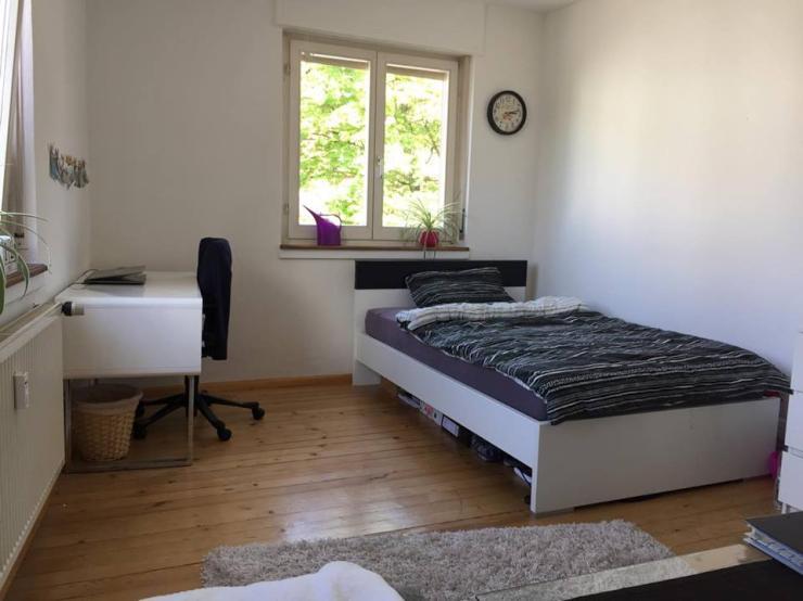 m biliertes 16qm zimmer in 3er wg wg zimmer in offenburg. Black Bedroom Furniture Sets. Home Design Ideas
