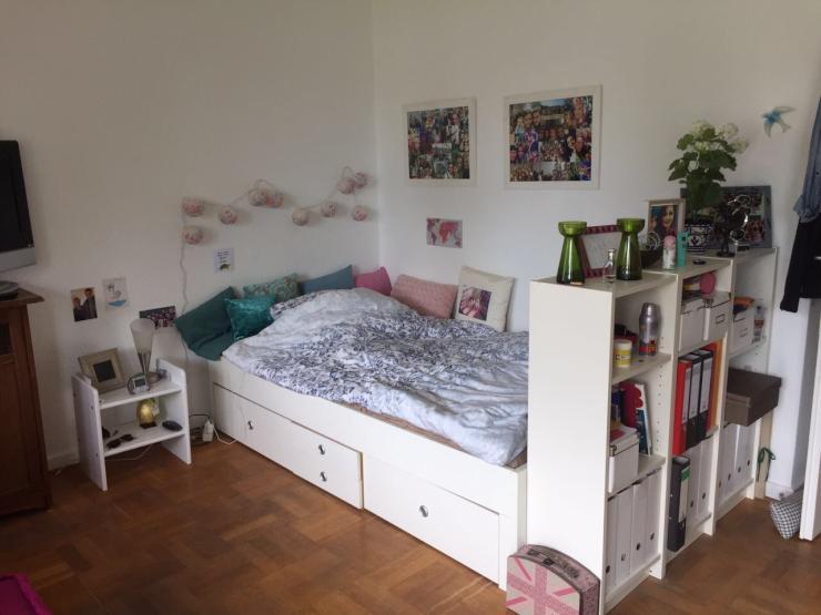 19qm zimmer in studenten wg sucht neue n mitbewohner in. Black Bedroom Furniture Sets. Home Design Ideas