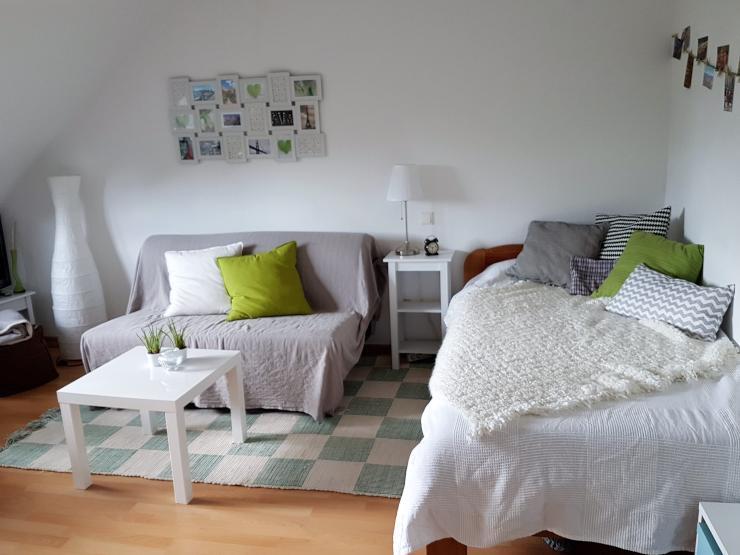 charmante studentenwohnung in unin he 1 zimmer wohnung in augsburg universit tsviertel. Black Bedroom Furniture Sets. Home Design Ideas