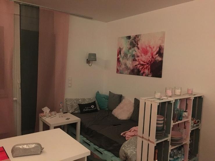 neubauwohnung zur zwischenmiete wohnung in m nchen ramersdorf perlach. Black Bedroom Furniture Sets. Home Design Ideas