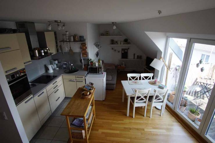 dg maisonette am volksgarten 2 balkone ideal f r katzen wohnung in k ln neustadt s d. Black Bedroom Furniture Sets. Home Design Ideas