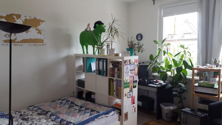 16qm zimmer in perfekter uni lage mit entspannten mitbewohnerinnen wgs in kiel ravensberg. Black Bedroom Furniture Sets. Home Design Ideas
