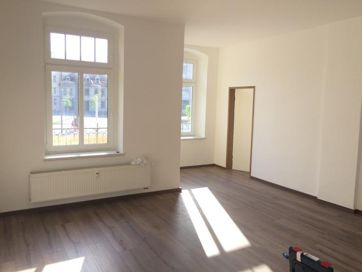 erstbezug nach kernsanierung 1 zimmer 45qm mit balkon. Black Bedroom Furniture Sets. Home Design Ideas