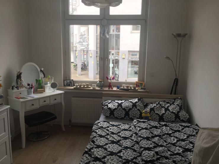 neue moderne 3 zimmer wohnung n he hochschule wohnung in bremen woltmershausen. Black Bedroom Furniture Sets. Home Design Ideas