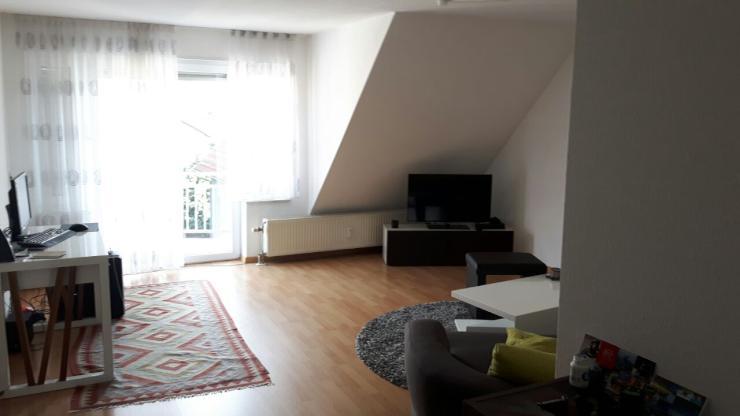 sch ne gem tliche wohnung in gr ner und ruhiger lage zu vermieten wohnung in heidelberg. Black Bedroom Furniture Sets. Home Design Ideas