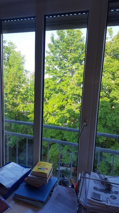 helle 1 zimmer wohnung in n he fh und uni 1 zimmer wohnung in augsburg antonsviertel. Black Bedroom Furniture Sets. Home Design Ideas