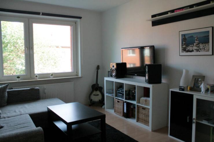 sch ne ruhige 2 zimmer wohnung zur zwischenmiete komplett eingerichtet wohnung in hamburg. Black Bedroom Furniture Sets. Home Design Ideas