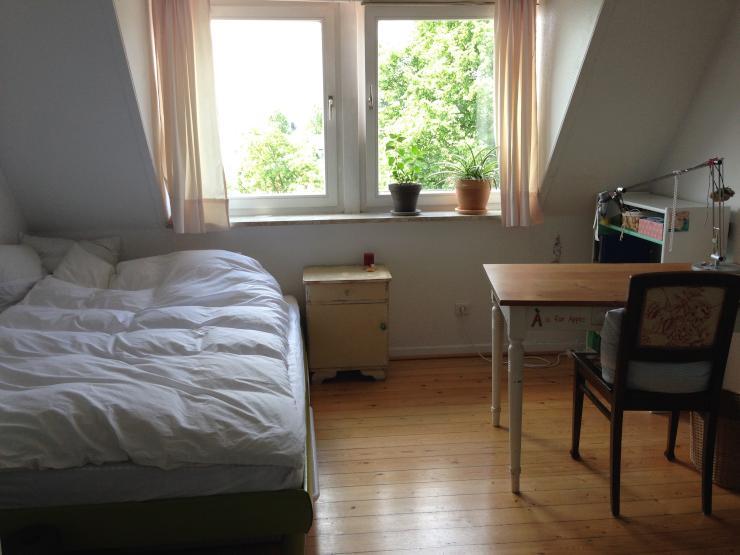 sonnendurchflutetets zimmer in 2er wg m bliertes wg zimmer kiel bl cherplatz. Black Bedroom Furniture Sets. Home Design Ideas