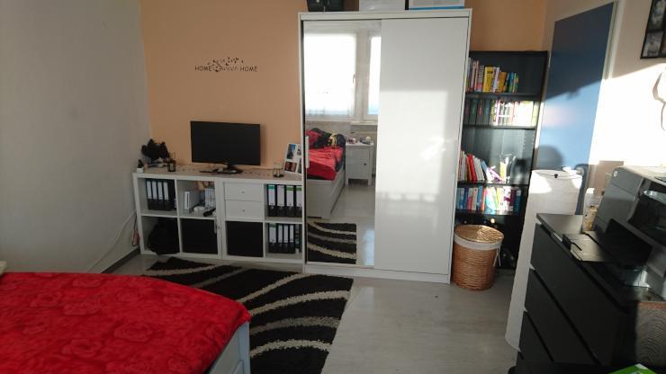 1 raum wohnung zentrale uni lage 1 zimmer wohnung in magdeburg alte neustadt. Black Bedroom Furniture Sets. Home Design Ideas