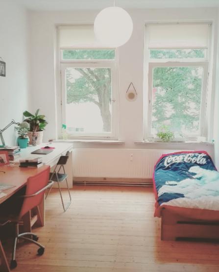 unm bliertes 16qm zimmer studenten wg im herzen von. Black Bedroom Furniture Sets. Home Design Ideas