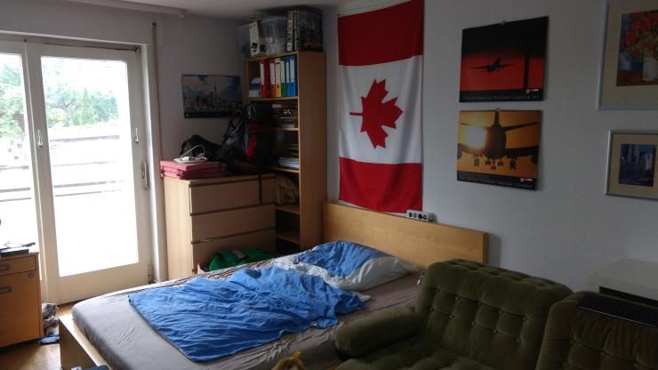 30 qm wohnung in stuttgart kaltental 7min zu ffis. Black Bedroom Furniture Sets. Home Design Ideas