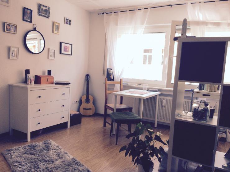 1zimmer wohnung im paradies zur zwischenmiete 1 zimmer wohnung in konstanz paradies. Black Bedroom Furniture Sets. Home Design Ideas