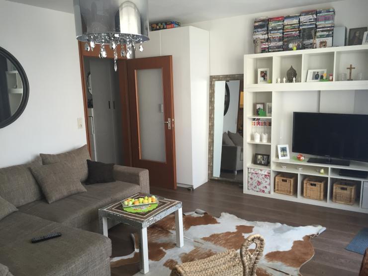 ideale wohnung f r studenten oder m nchen pendler 1 zimmer wohnung in augsburg pfersee. Black Bedroom Furniture Sets. Home Design Ideas