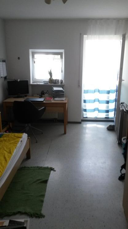 m bliertes ein zimmer wohnung im stadtzentrum 250 monat mit terrasse 1 zimmer wohnung in. Black Bedroom Furniture Sets. Home Design Ideas