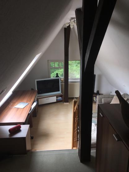 sch ne zwei zimmer wohnung mit blick auf die saale wohnung in bernburg saale. Black Bedroom Furniture Sets. Home Design Ideas