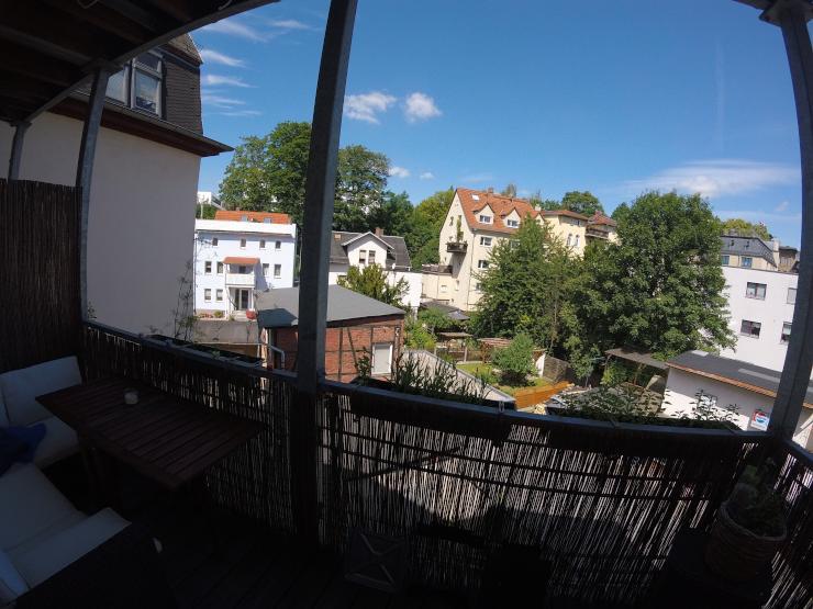 sch ne zentral gelegene 3 raum wohnung am paradies mit gro em balkon wohnung in jena jena stadt. Black Bedroom Furniture Sets. Home Design Ideas