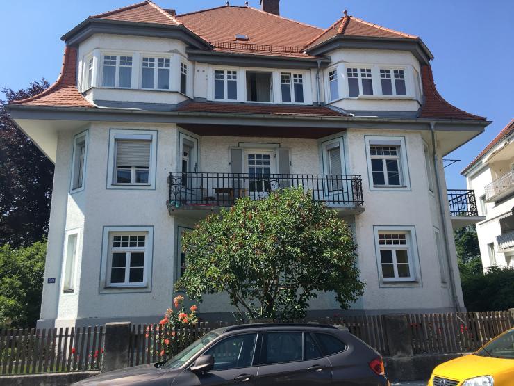 zimmer in ger umiger zentraler 3er wg altbauwohnung mit garten und balkon suche wg rosenheim. Black Bedroom Furniture Sets. Home Design Ideas