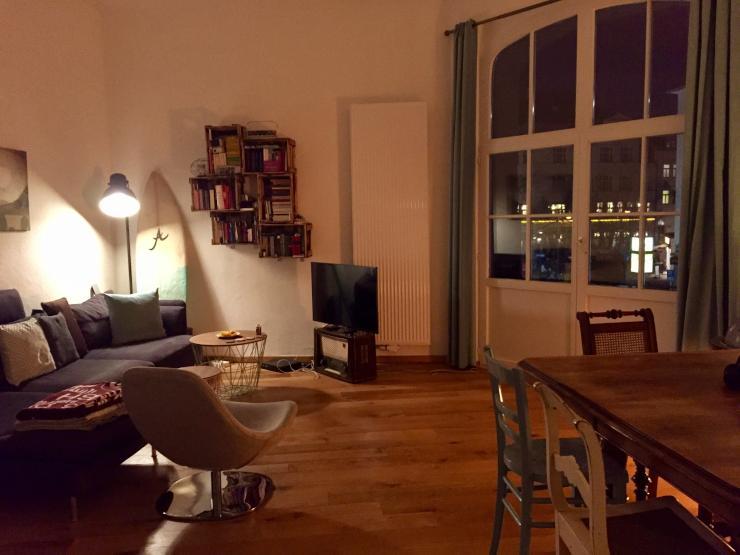 gro z gige altbauwohnung im k lner norden zur. Black Bedroom Furniture Sets. Home Design Ideas