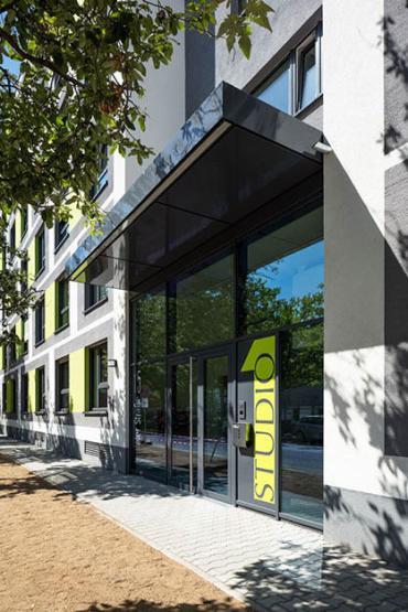 Studio 1 Vollm Bliertes Premiumapartment In Zentraler