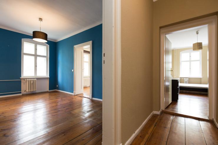 teilm bilierte 3 zimmer wohnung im klausenerkiez zur zwischenmiete wohnung in berlin. Black Bedroom Furniture Sets. Home Design Ideas