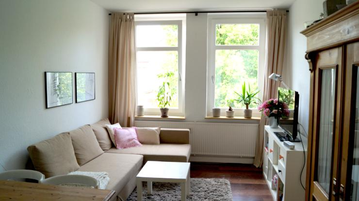 m blierte 2 zimmer wohnung in linden s d wohnung in hannover linden s d. Black Bedroom Furniture Sets. Home Design Ideas