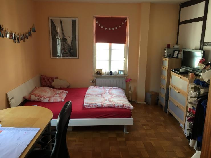 sch nes 18qm zimmer in zentraler 3er wg wg zimmer schw bisch hall innenstadt. Black Bedroom Furniture Sets. Home Design Ideas