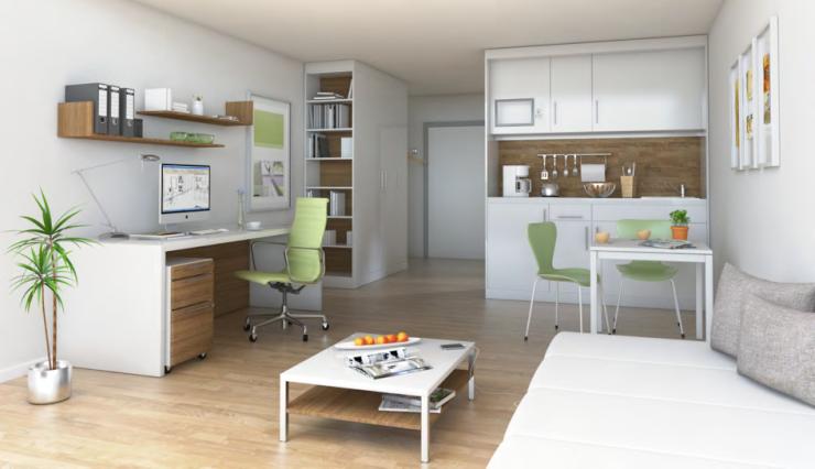 wohnungen augsburg 1 zimmer wohnungen angebote in augsburg. Black Bedroom Furniture Sets. Home Design Ideas