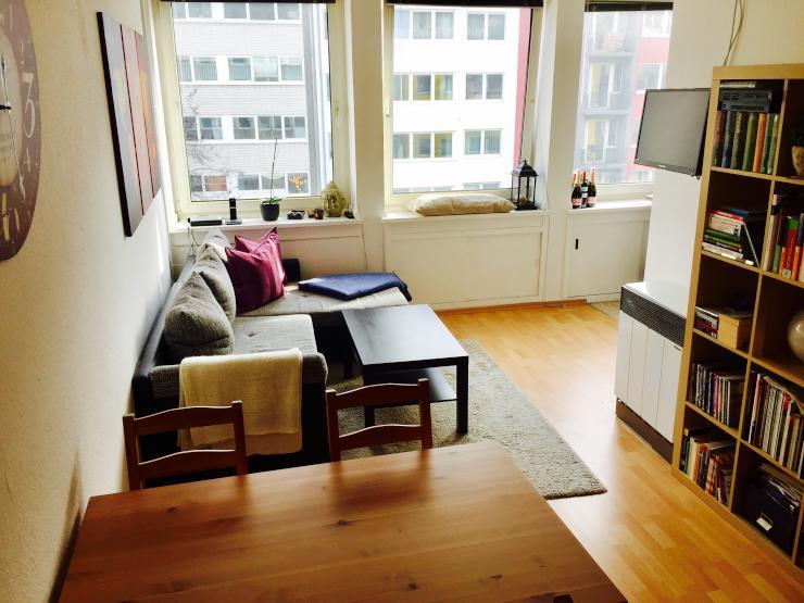 m blierte 2 zimmer traumwohnung f r studenten in. Black Bedroom Furniture Sets. Home Design Ideas