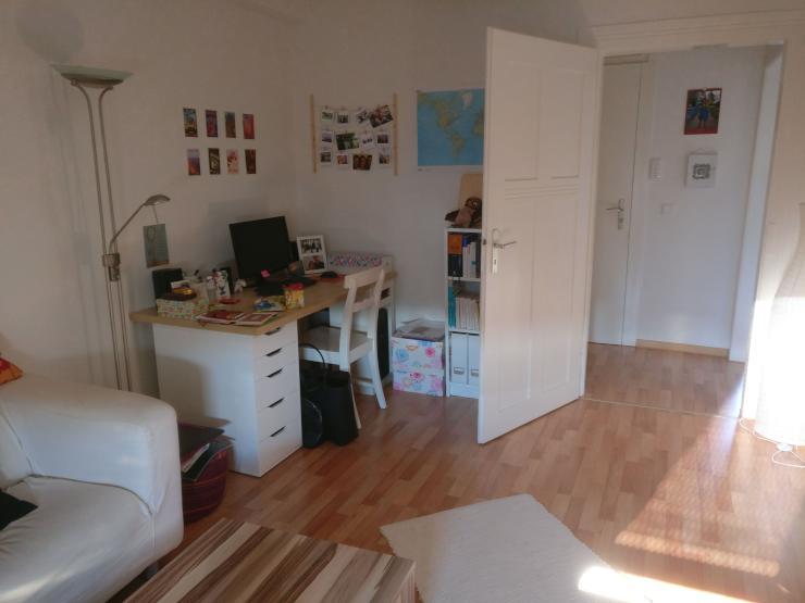 sch ne und zentral gelegene 2 zimmer wohnung wohnung in heidelberg bergheim. Black Bedroom Furniture Sets. Home Design Ideas