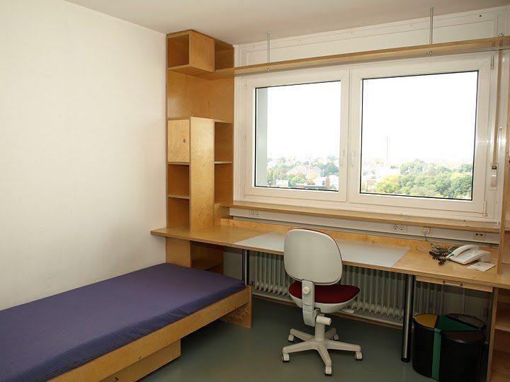 wohnheim lechbr cke augsburg 1 zimmer wohnung in augsburg lechhausen. Black Bedroom Furniture Sets. Home Design Ideas