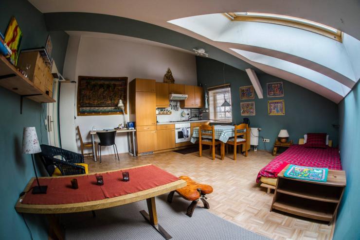 1 zimmer garconiere in maxglan kurzzeit miete 1 zimmer wohnung in salzburg maxglan. Black Bedroom Furniture Sets. Home Design Ideas