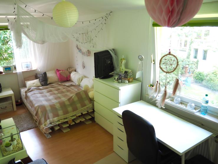 zwischenmiete ein zimmer wohnung im zentrum 1 zimmer wohnung in osnabr ck innenstadt. Black Bedroom Furniture Sets. Home Design Ideas