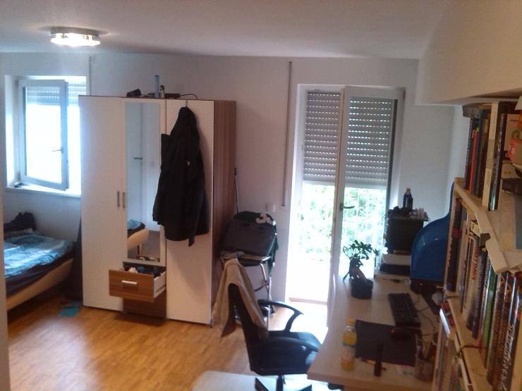 1 zimmer wohnung im westenviertel 1 zimmer wohnung in regensburg westenviertel. Black Bedroom Furniture Sets. Home Design Ideas