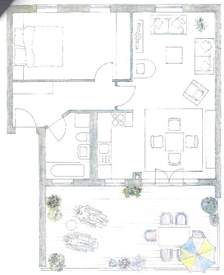 wohnungstausch wundersch ne helle 80 qm wohnung in. Black Bedroom Furniture Sets. Home Design Ideas