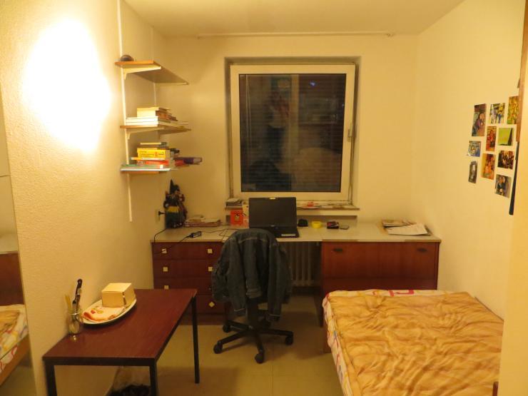 zwischenmiete m biliertes 13qm zimmer in einem. Black Bedroom Furniture Sets. Home Design Ideas