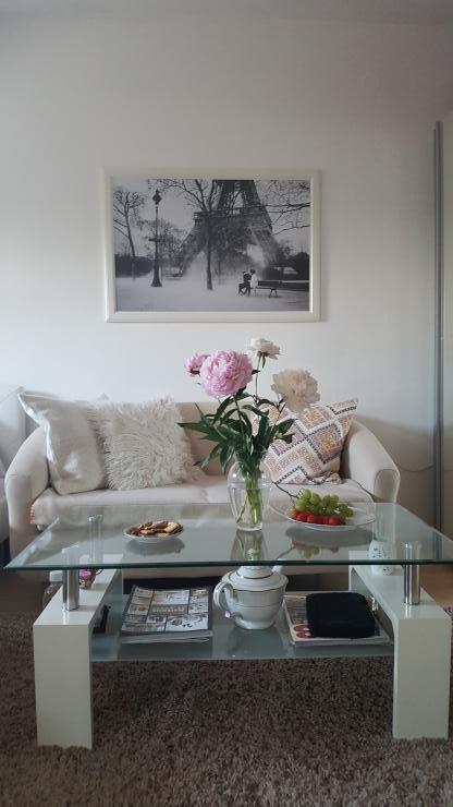 sch ne dachgeschosswohnung zur zwischenmiete 1 zimmer wohnung in m nchen moosach. Black Bedroom Furniture Sets. Home Design Ideas