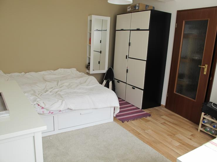 23 qm direkt in der city klosterstrasse 1 zimmer wohnung in dortmund mitte. Black Bedroom Furniture Sets. Home Design Ideas