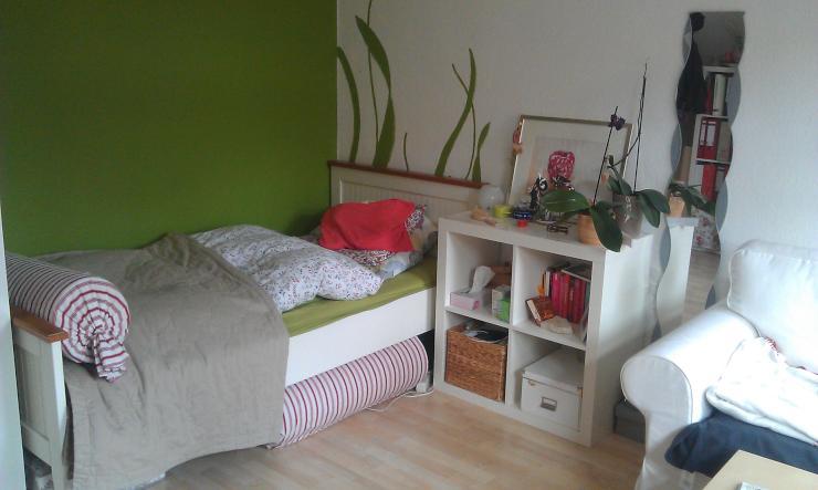 sch n helles 16m zimmer zur zwischenmiete wg zimmer in. Black Bedroom Furniture Sets. Home Design Ideas