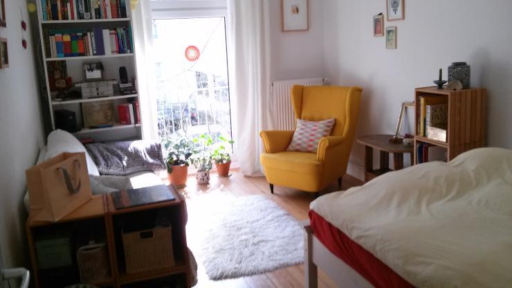 gem tliche einzimmerwohnung am m hlenkamp 1 zimmer wohnung in hamburg winterhude. Black Bedroom Furniture Sets. Home Design Ideas