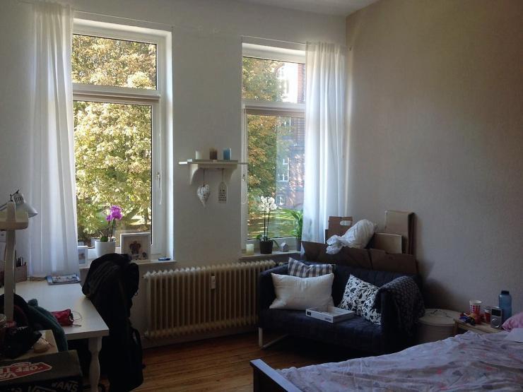 zentrale m blierte 1 zimmer wohnung zur zwischenmiete 1 zimmer wohnung in kiel damperhof. Black Bedroom Furniture Sets. Home Design Ideas