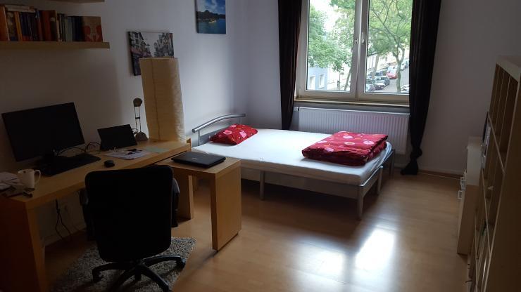 m bliertes 18qm zimmer in 2er wg mitten im kreuzviertel wg zimmer in dortmund innenstadt s d. Black Bedroom Furniture Sets. Home Design Ideas