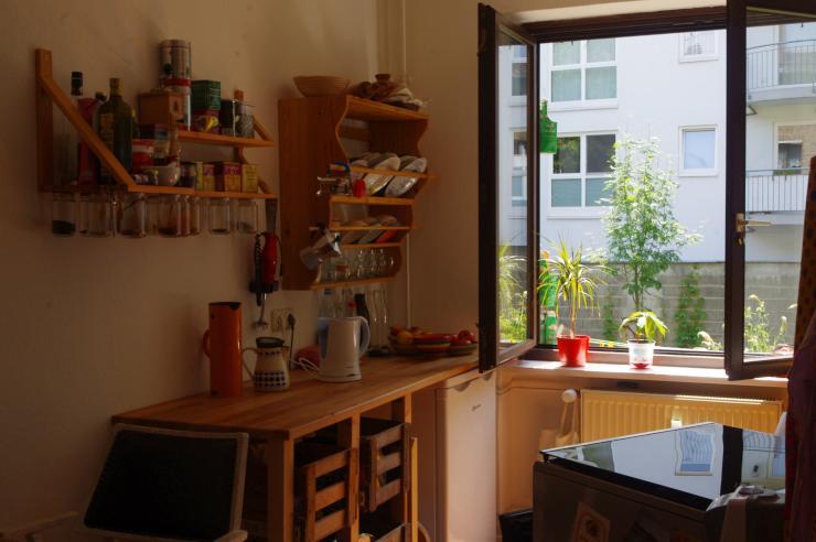 mittendrin wohnung in mainz mainz. Black Bedroom Furniture Sets. Home Design Ideas