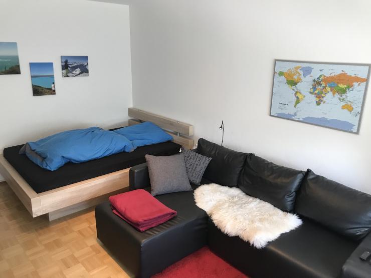 ein zimmer wohnung in ruhiger lage im m nchner norden 12. Black Bedroom Furniture Sets. Home Design Ideas