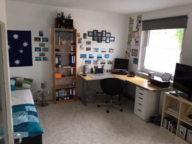 sch nes 1 zimmer appartement in dortmund kley 1 zimmer wohnung in dortmund kley. Black Bedroom Furniture Sets. Home Design Ideas