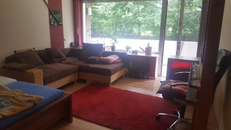 gro e helle 1 zimmer wohnung in der w ste zu vermieten 1 zimmer wohnung in osnabr ck w ste. Black Bedroom Furniture Sets. Home Design Ideas