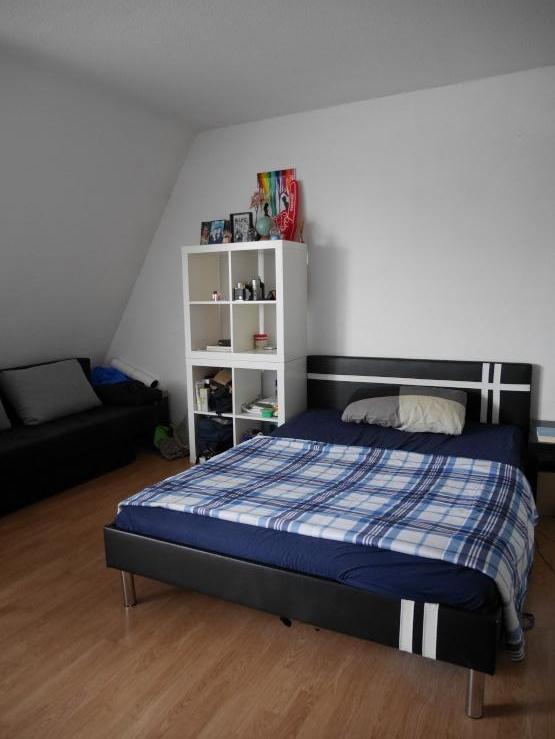 zentrale 1 zimmer wohnung 1 zimmer wohnung in mannheim quadrate. Black Bedroom Furniture Sets. Home Design Ideas