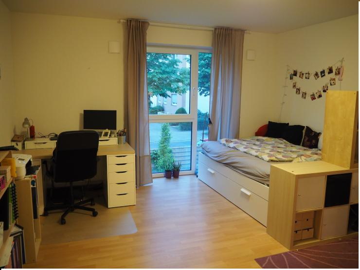 Appartement in studentenwohnheim 1 zimmer wohnung in for 2 zimmer wohnung osnabruck
